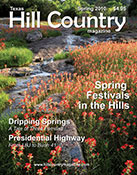 Gary Regner - Spring 2010 Texas Hill Country Magazine Cover