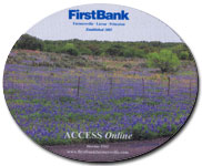 Gary Regner - FirstBank Mousepad