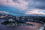 Crater Lake - Crater Lake by Gary Regner