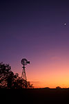 Windmill & Tank by Gary Regner